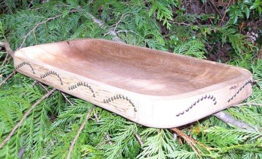Cedar Fish Platter