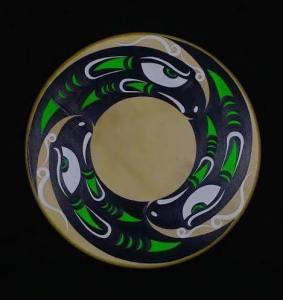 Seahawks Drum